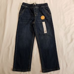 Boys 5T pull on jeans
